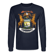 Long Sleeve Shirts ~ Men's Long Sleeve T-Shirt ~ Si Quæris Peninsulam Amœnam Circumspice