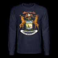 Long Sleeve Shirts ~ Men's Long Sleeve T-Shirt ~ Si Quæris Peninsulam Amœnam Circumspice