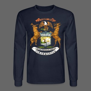 Si Quæris Peninsulam Amœnam Circumspice - Men's Long Sleeve T-Shirt