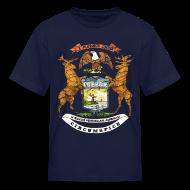 Kids' Shirts ~ Kids' T-Shirt ~ Si Quæris Peninsulam Amœnam Circumspice