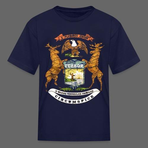 Si Quæris Peninsulam Amœnam Circumspice - Kids' T-Shirt