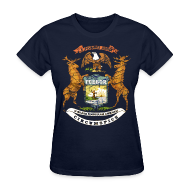 Women's T-Shirts ~ Women's T-Shirt ~ Si Quæris Peninsulam Amœnam Circumspice