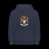 Sweatshirts ~ Kids' Hoodie ~ Si Quæris Peninsulam Amœnam Circumspice
