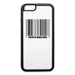 Jesús lo pagó todo - Carcasa de telefono - iPhone 6/6s Rubber Case