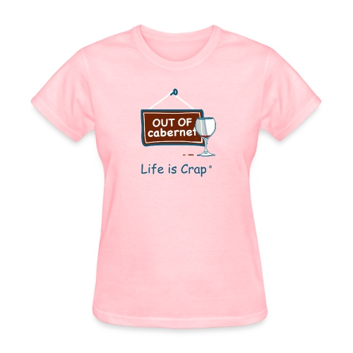 Out Of Cabernet - Womens Classic T-Shirt - Women's T-Shirt