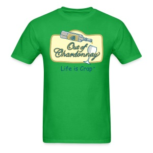 Out Of Chardonnay - Mens Classic T-Shirt - Men's T-Shirt