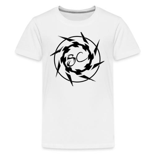 Supine Cheese Kids' Premium T-Shirt - Kids' Premium T-Shirt