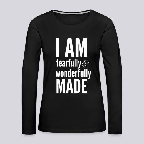 I AM! - Women's Premium Long Sleeve T-Shirt