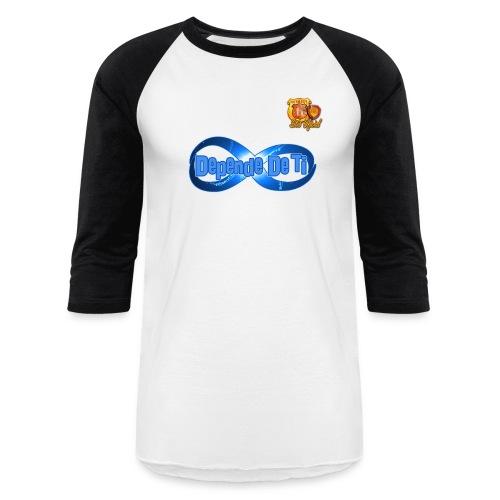 Depende De Ti HGNET - Baseball T-Shirt