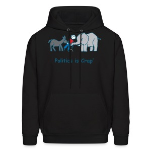 Tug Of War Men's Hooded Sweatshirt - Men's Hoodie