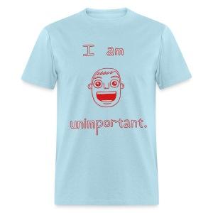 Unimportant (boys) - Men's T-Shirt