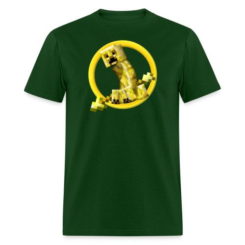 Minecraft Survival Games Logo - Men's T-Shirt