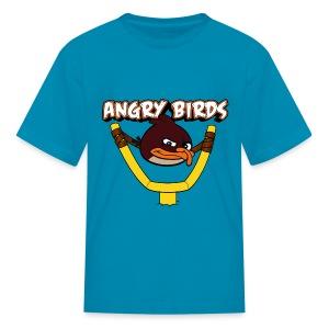 Angry Kids Orange - Kids' T-Shirt