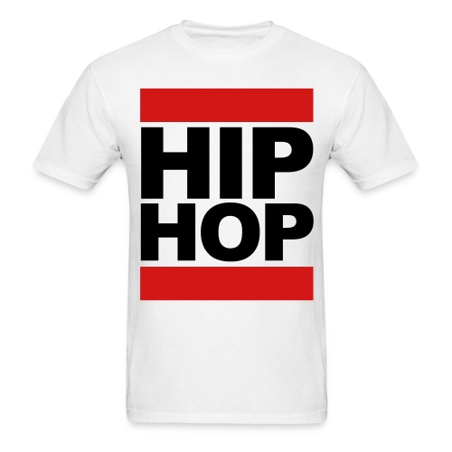 The Ultimate HIP HOP T-Shirt   - Men's T-Shirt