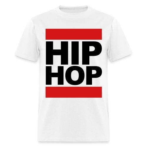 The Ultimate HIP HOP T-Shirt   - Men's T-Shirt