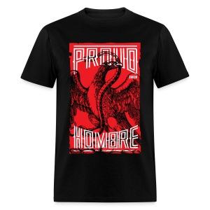 Proud Hombre - Eagle - Men's T-Shirt