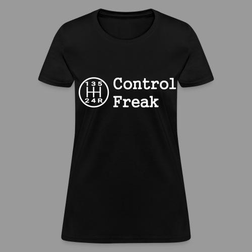 Women's Control Freak Gear Shift - Women's T-Shirt