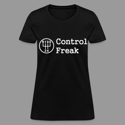 Women's Control Freak Gear Shift Alternate - Women's T-Shirt