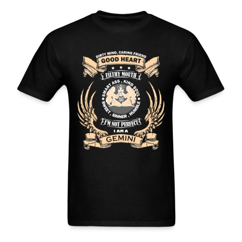 Zodiac Sign - Gemini - Men's T-Shirt