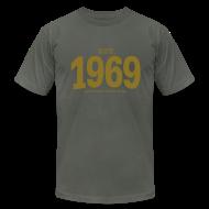 T-Shirts ~ Men's T-Shirt by American Apparel ~ est. 1969 Nineteen Sixty Nine