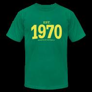 T-Shirts ~ Men's T-Shirt by American Apparel ~ est. 1970 Nineteen Seventy