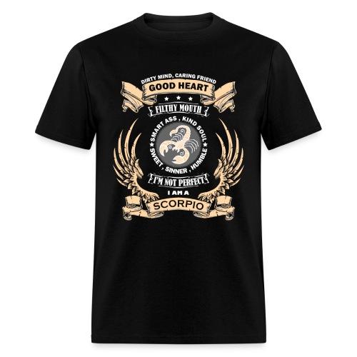 Zodiac Sign - Scorpio - Men's T-Shirt