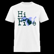 T-Shirts ~ Men's T-Shirt ~ Hi Five