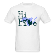 T-Shirts ~ Men's T-Shirt ~ Hi Five
