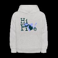 Sweatshirts ~ Kids' Hoodie ~ Hi Five