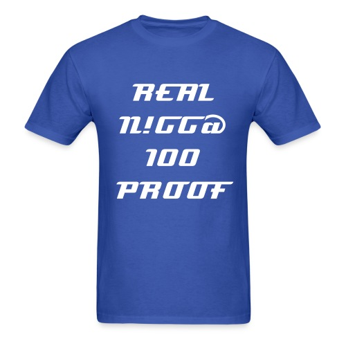 100 Proof - Men's T-Shirt