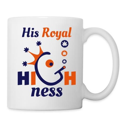 His Royal Highness - Coffee/Tea Mug