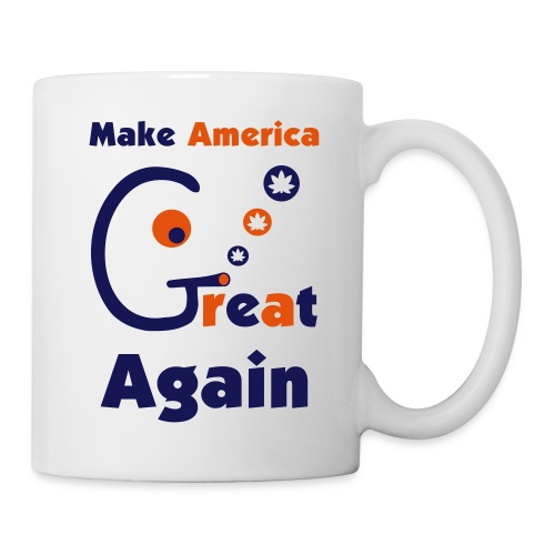 Make America Great - Coffee/Tea Mug