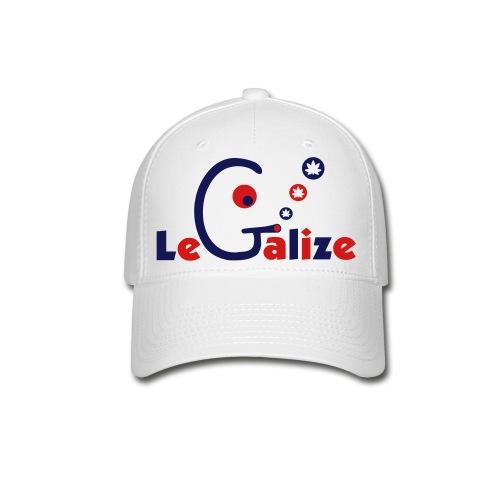 Legalize - Baseball Cap