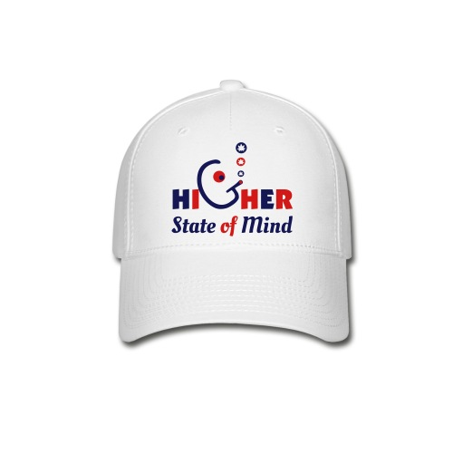 Higher State of Mind - Baseball Cap