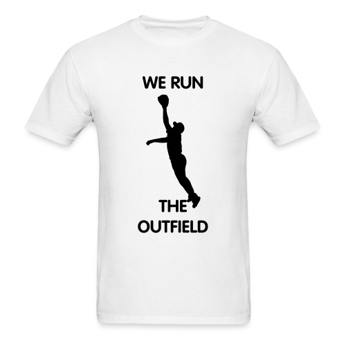 Centerfield - Men's T-Shirt