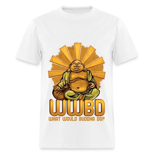 wwbd tee  - Men's T-Shirt