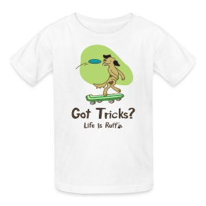 Got Tricks Kid's T-Shirt - Kids' T-Shirt