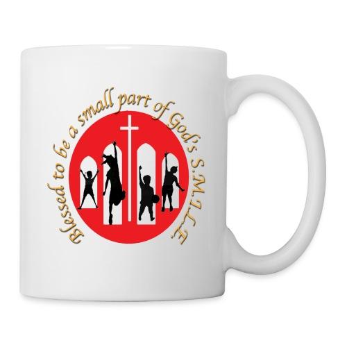 S.M.I.L.E coffee mug - Coffee/Tea Mug