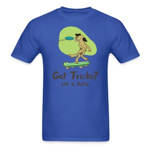 Got Tricks Men's Standard Weight T-Shirt - Men's T-Shirt