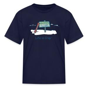 Half Pipe Closed Kids' T-Shirt - Kids' T-Shirt