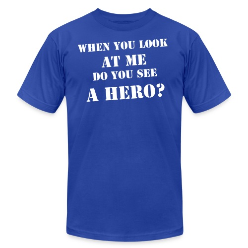 The Hero T - Men's  Jersey T-Shirt