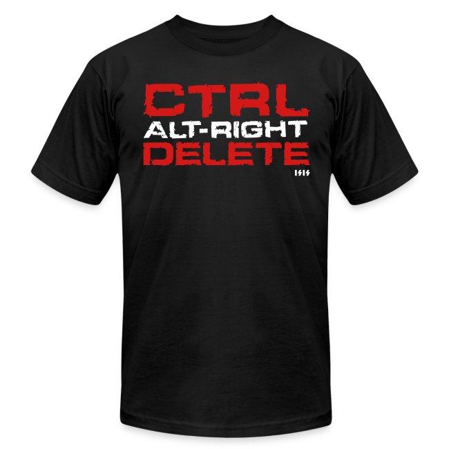 Ctrl-Alt-Right-Delete