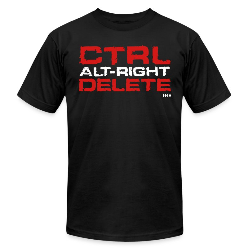 Ctrl-Alt-Right-Delete - Men's Fine Jersey T-Shirt