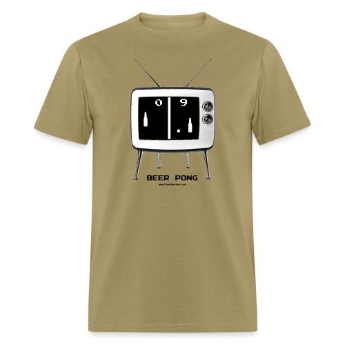 Beer Pong TV Retro Men's T-Shirt - Men's T-Shirt