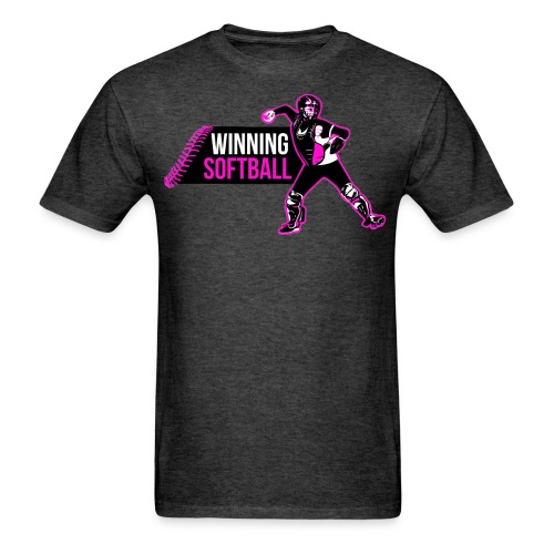Winning Softball Shirt - Men's T-Shirt