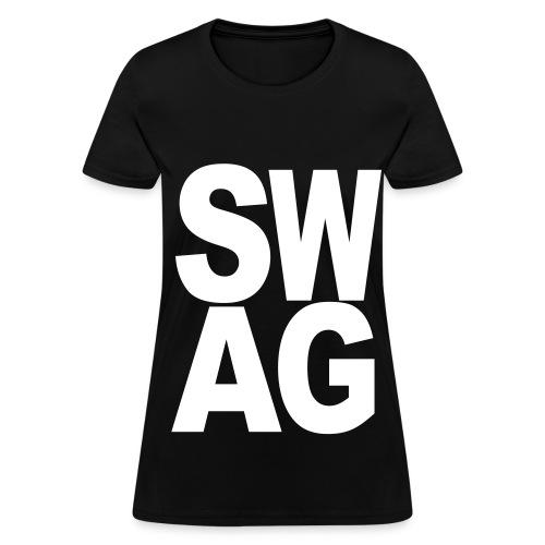Women's T-Shirt - tumblr,swag,fresh