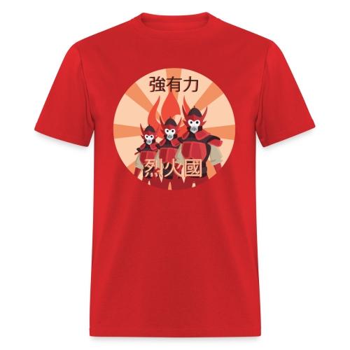 Fire Nation - Men's T-Shirt