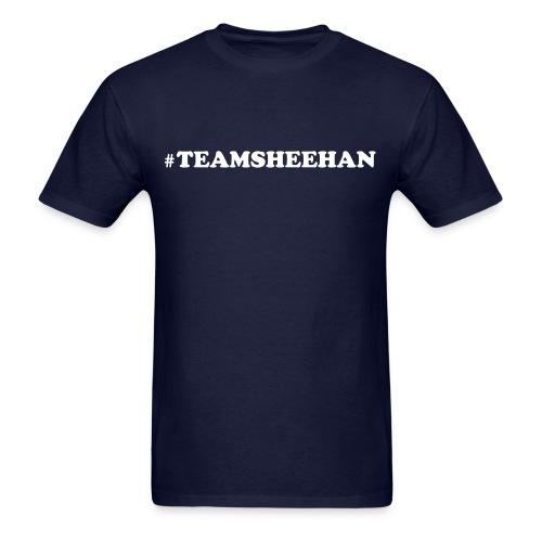 #TeamSheehan - Men's T-Shirt
