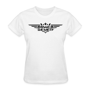 MayheM7 Logo-4 Black - Women's T-Shirt