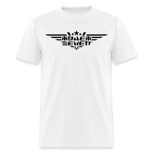 MayheM7 Logo-4 Black - Men's T-Shirt